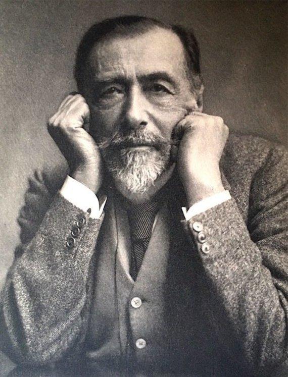Leidyklos nuotr./Joseph Conrad