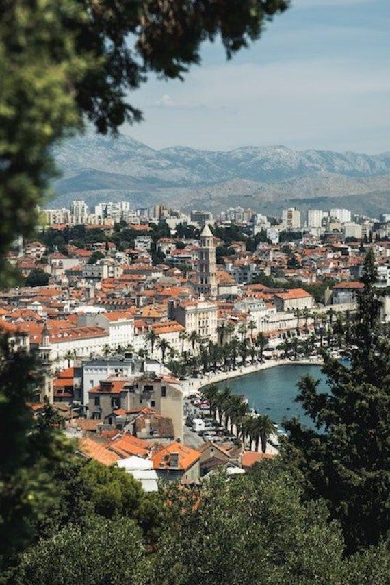 Unsplash nuotr./Splito miestas
