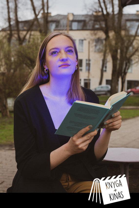 Vilijos Buivydės nuotr./Austėja Milvydaitė
