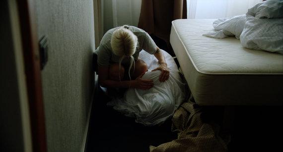 """Asmeninio archyvo nuotr./Kadras iš filmo """"Piligrimai"""""""