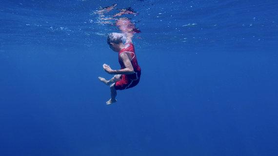 """Asmeninio archyvo nuotr./Kadras iš filmo """"Paskutinės dienos prie jūros"""""""