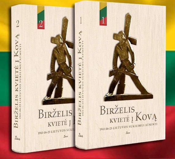 Martyno Mažvydo bibliotekos nuotr./Knygos viršelis
