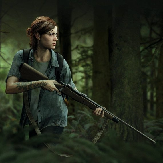 """""""The Last of Us Part 2"""""""