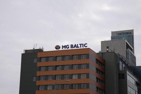 Alvydo Opulskio / 15min nuotr./MG BALTIC