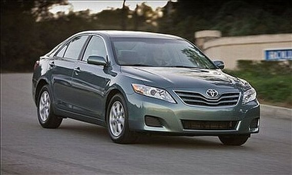 Gamintojų nuotr./Toyota Camry