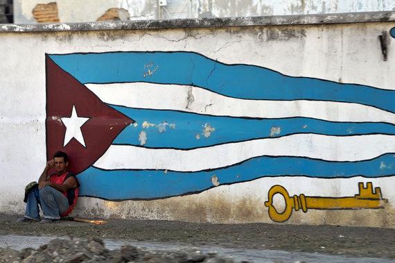 """AFP/""""Scanpix"""" nuotr./Kuba"""