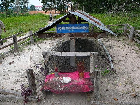 Wikipedia.org nuotr./Pol Poto kapas