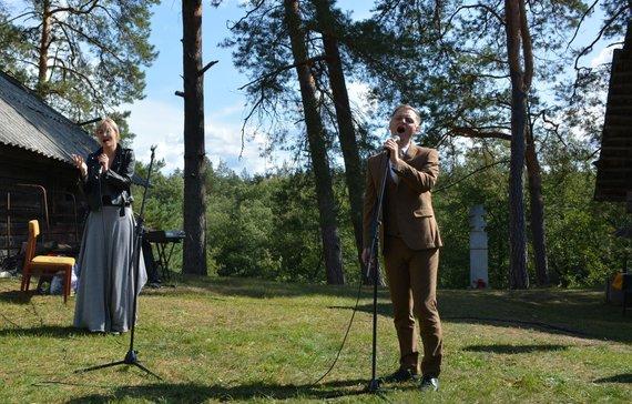 Rūtos Averkienės nuotr./Nevyriausybinių organizacijų, padedančių stiprinti Lietuvos gynybinius pajėgumus, sąskrydis