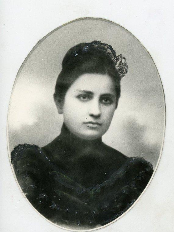 Wikipedia.org nuotr./Jekaterina Svanidzė