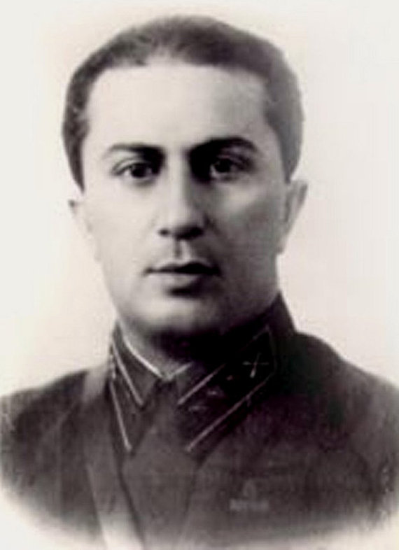 Foto de Wikipedia.org / Jacob Jugashvili