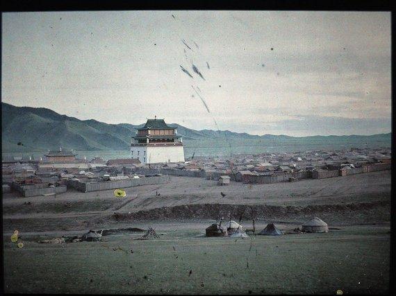Wikipedia.org nuotr./Mongolija (1913 m.)