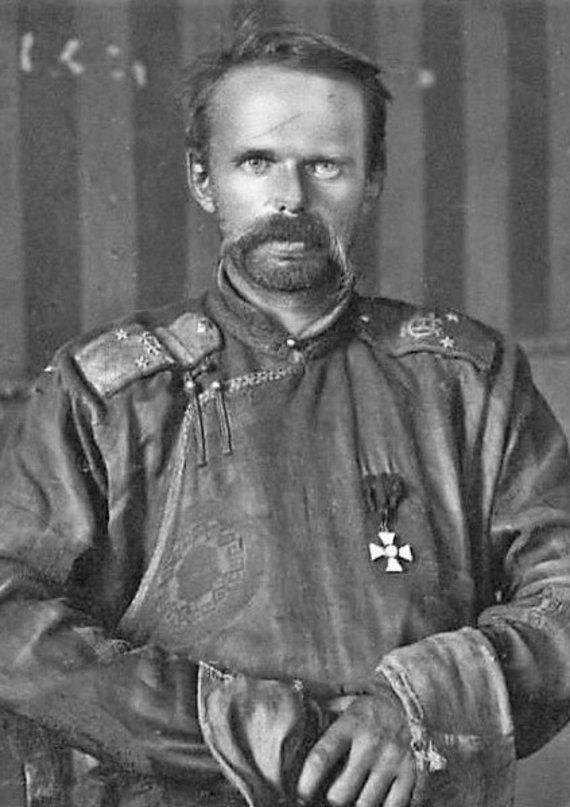 Wikipedia.org nuotr./Romanas von Ungernas-Sternbergas