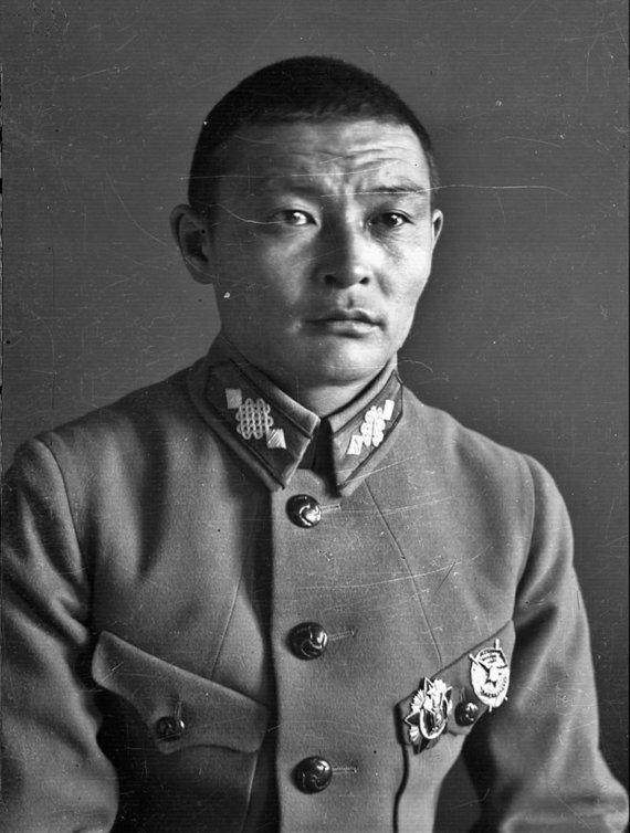 Wikipedia.org nuotr./Chorlogijnas Čoibalsanas (1925 m.)