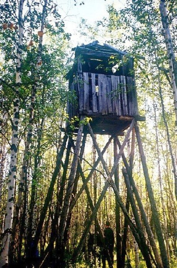 """Wikipedia.org nuotr./""""Statybų Nr. 503"""" sargybos bokštelis"""