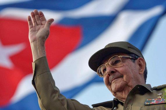 """""""Reuters""""/""""Scanpix"""" nuotr./Raulis Castro"""