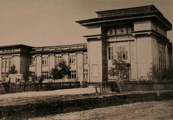gulagmuseum.org nuotr./Sevželdorlago valdybos pastatas