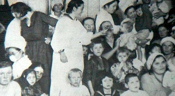 """sibreal.org nuotr./Iš garlaivio """"Indigirka"""" išgelbėti vaikai Japonijoje"""