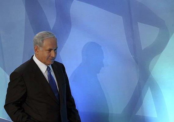 """""""Reuters""""/""""Scanpix"""" nuotr./Benjaminas Netanyahu 2009 metais"""