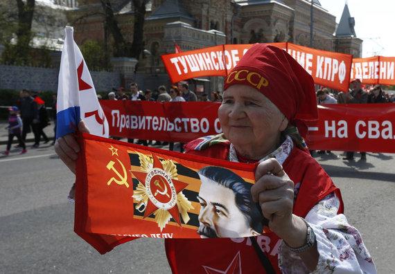 """Reuters""/""Scanpix"" nuotr./Stalinistė"