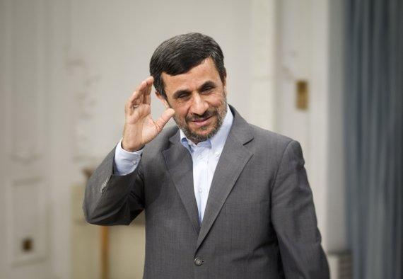"""""""Reuters""""/""""Scanpix"""" nuotr./Mahmoudas Ahmadinejadas"""