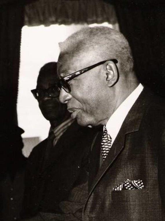Wikipedia.org nuotr./François Duvalier