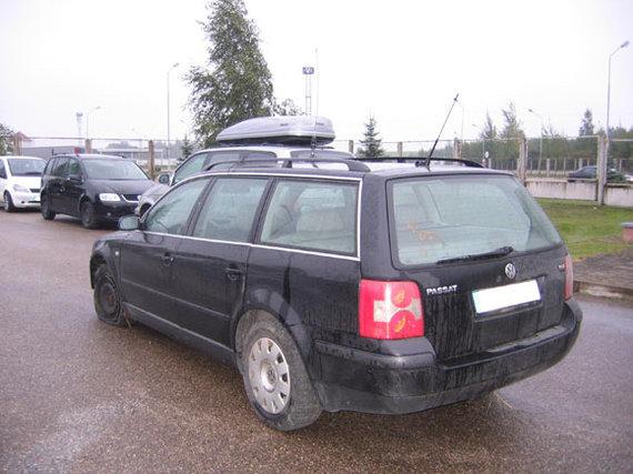 VSAT nuotr./VW Passat