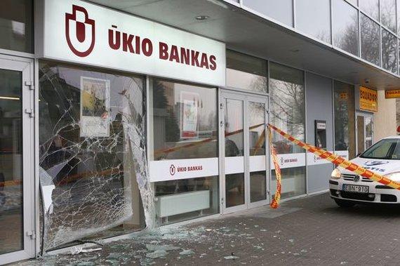 """Eriko Ovčarenko/dienraščio """"15 minučių"""" nuotr./ Ūkio bankas"""