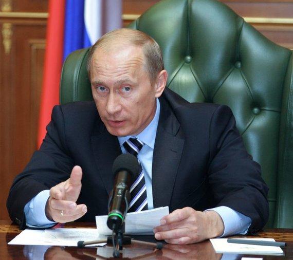 RIA Novosti/Scanpix nuotr/Vladimiras Putinas