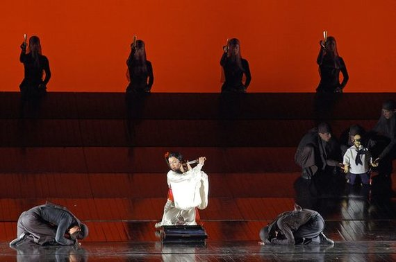 "LNOBT nuotr./Opera ""Madam Baterflai"""