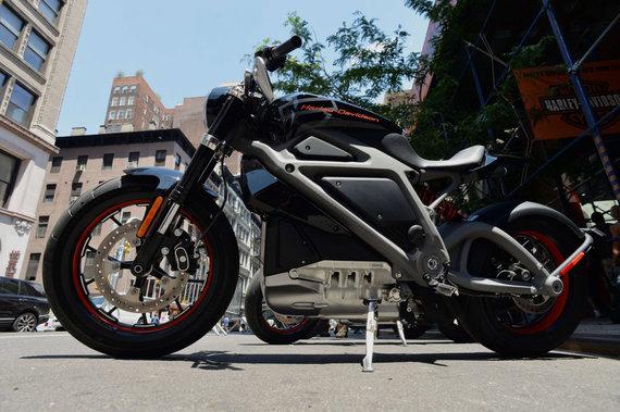 "AFP/""Scanpix"" nuotr./""Harley-Davidson"" motociklas"