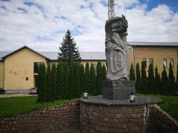 "Žilvino Pekarsko / 15min nuotr./""Mototurizmo ralio objektai"": Juragių radijo ir TV stotis"