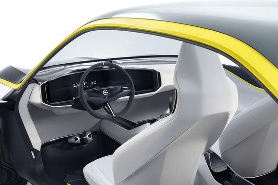 """Opel nuotr./""""Opel GT X Experimental"""""""