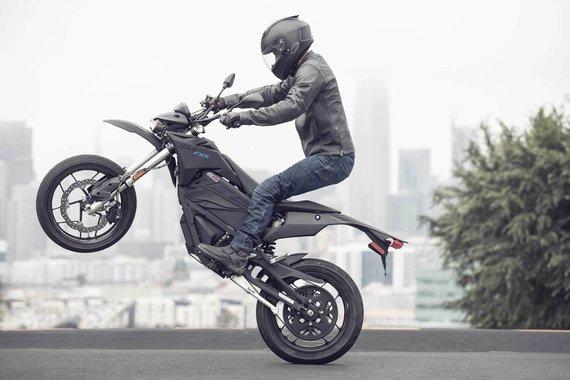 Motociklininke.lt archyvo iliustr./Zero FXS, Zeromotorcycles.com