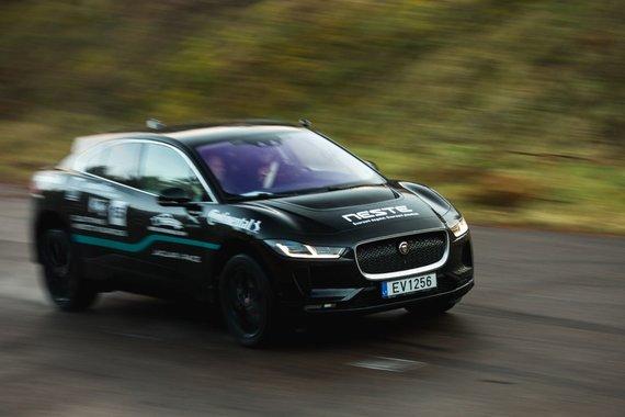 Lietuvos metų automobilio konkurso 2019 nuotr./Jaguar I-Pace