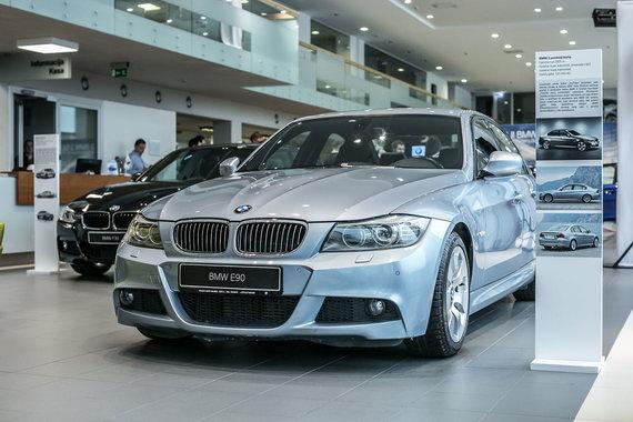 BMW nuotr./3-iosios serijos BMW
