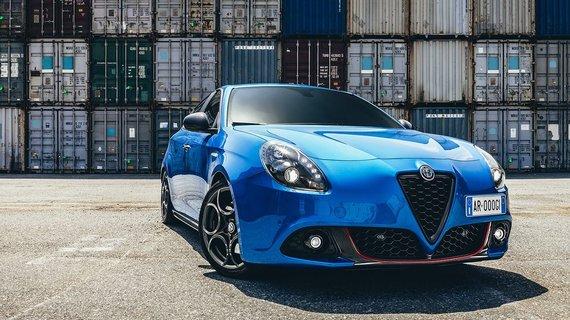 Gamintojo nuotr./Alfa Romeo Giulietta Sport