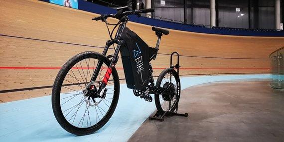 """Gamintojo nuotr./Elektrinis dviratis """"Zbike Z1L"""""""