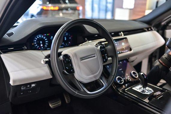 "V.Pilkausko nuotr./""Range Rover Evoque"" bandymai"
