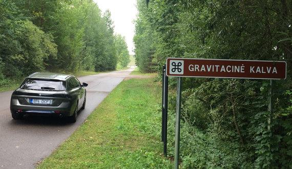 D.Gedeikytės-Jakutienės nuotr./Kruonio gravitacinė kalva