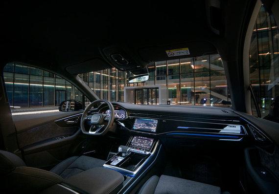 "Audi nuotr./Atnaujintas ""Audi Q7"""