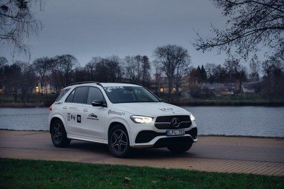 Vytauto Pilkausko nuotr./Mercedes-Benz GLE