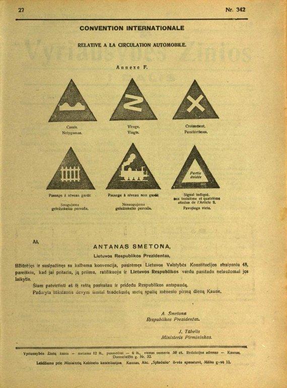 1930 m. konvencija