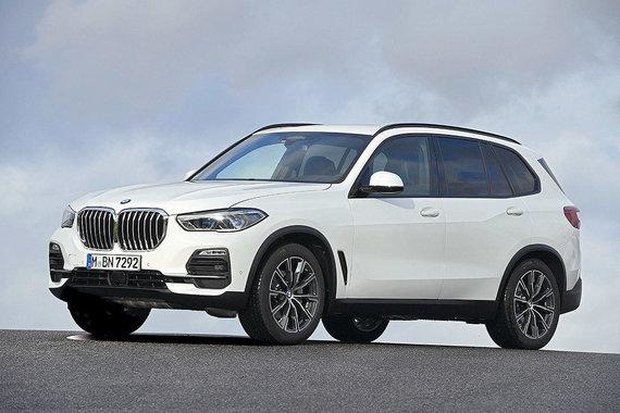 Auto Bild nuotr./BMW X5