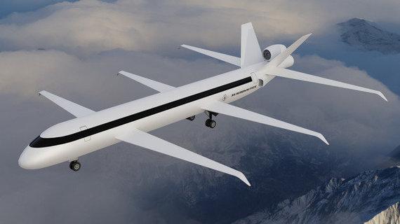 """""""SE Aeronautics"""" nuotr./""""SE Aeronautics"""" lėktuvas SE200"""