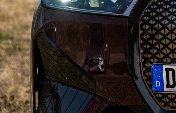 Gamintojo nuotr./BMW iX