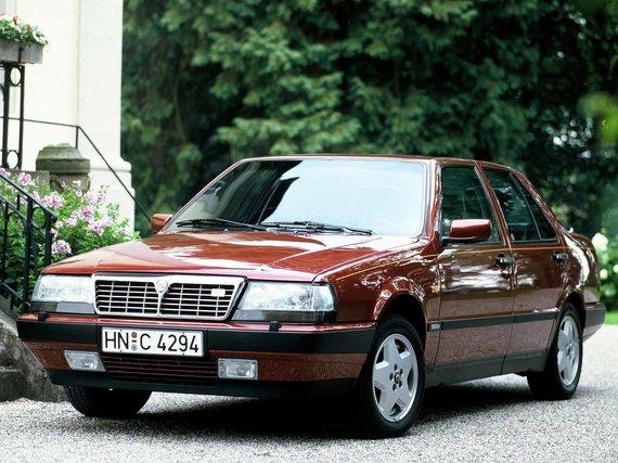 Car Vertical nuotr./Lancia Thema 8.32