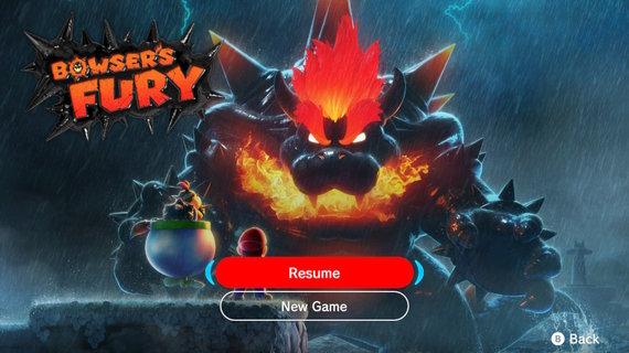 Žaidimo kūrėjų iliustr./Super Mario 3D World + Bowser's Fury