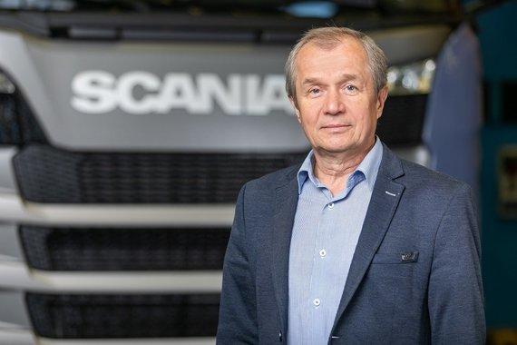 Scania nuotr./Genadijus Čapurinas