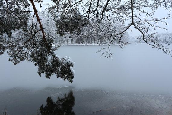 Prie Žiežulio ežero