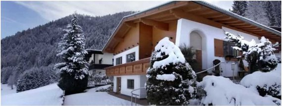 Martyno Bejerio nuotr./Skivelto slidinėjimo regionas Austrijoje, apartamentai, kuriuose gyveno Martynas